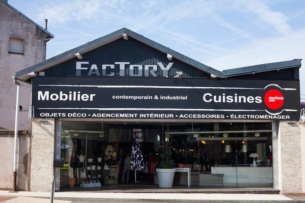 Factory Boutique Mobilier Design Et Contemporain A Remiremont